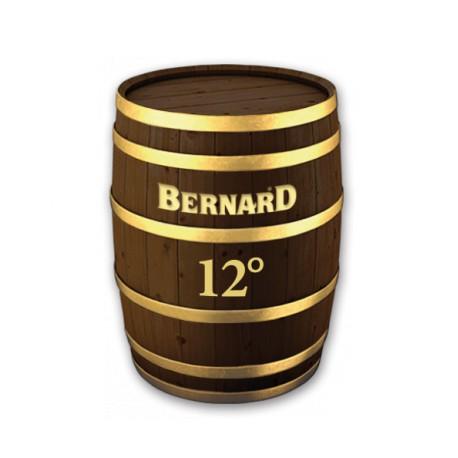 Bernard semi-dark lager 12° (20 l keg)
