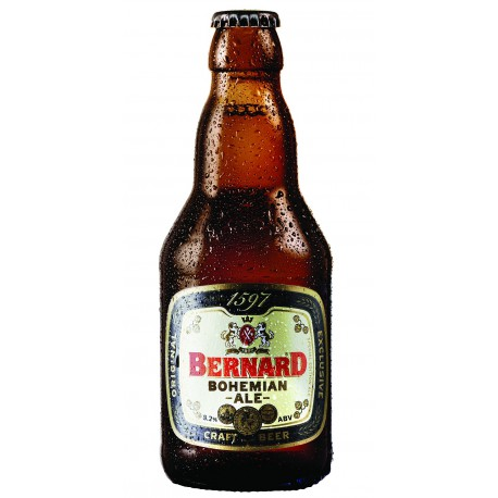 Bernard Bohemian ALE 1597 (20 x 0.33 l bottled)