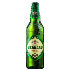 Bernard pale lager 11° (20 x 0.5 l bottled)