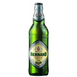 Bernard Světlé výčepní pivo 10° (20 x 0.5 l lahvové)
