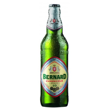 Bernard 10° Wheat (20 x 0.5 l bottled)