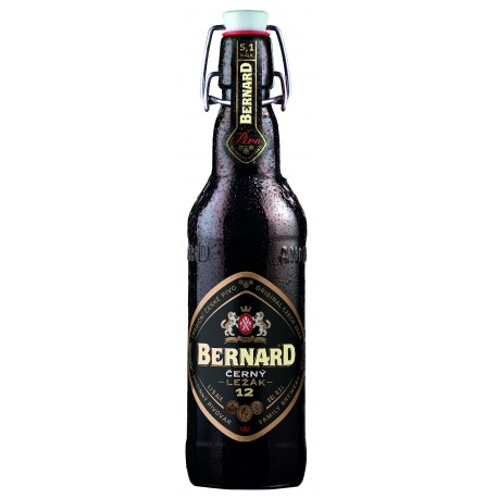 Bernard dark lager (20 x 0.5 l bottled)