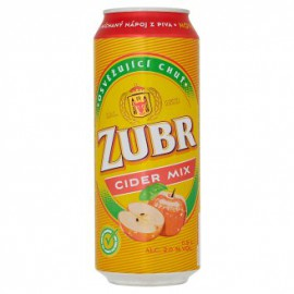 Zubr Cider Mix (24 x 0.5 l canned)