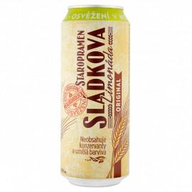 Staropramen Brewers´ lemonade  Original (24 x 0.5 l canned)