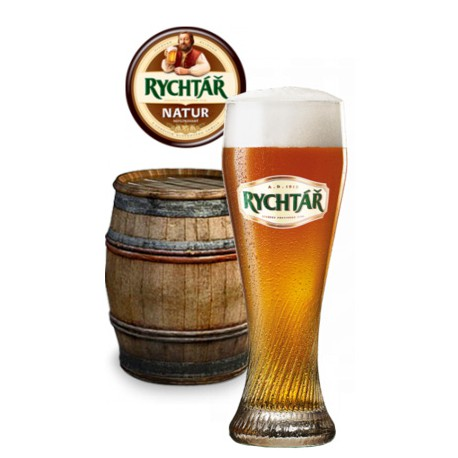 Rychtar Natur unfiltered (50 l keg)