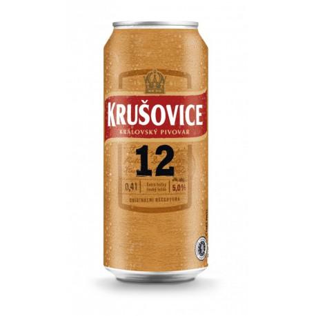 Krusovice Dvanactka (24 x 0.4 l canned)
