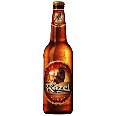 Velkopopovický Kozel Premium (20 x 0,5 l bottled)