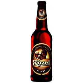 Velkopopovický Kozel černý (20 x 0.5 l lahvové)