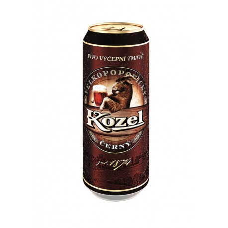 Velkopopovický Kozel Dark (20 x 0,5 l canned)