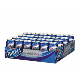 Birell (24 x 0,33 l plechovkové)