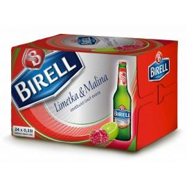 Birell Limetka & Malina (24 x 0,33 l lahvové)