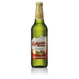 Budweiser Budvar B:Original (24 x 0,33 lahvové)