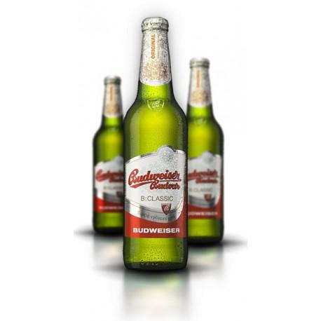 Budweiser Budvar B:Classic (20 x 0,5 l bottiglia)