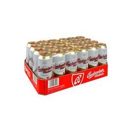 Budweiser Budvar B:Classic (24 x 0.5 l plechovkové)