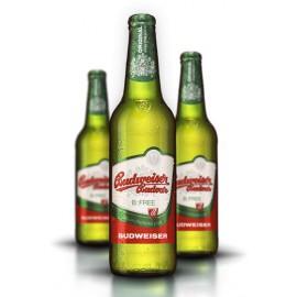 Budweiser Budvar B:Free (20 x 0,5 l lahvové)