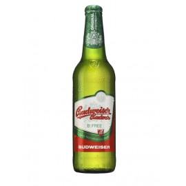 Budweiser Budvar B:Free (24 x 0,33 l lahvové)