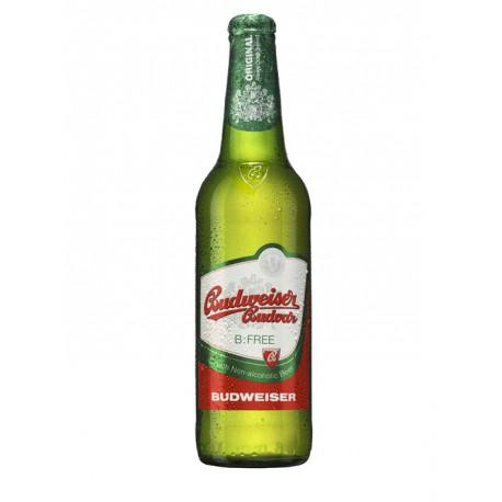 Budweiser Budvar B:Free (24 x 0,33 l bottiglia)