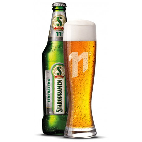 Staropramen 11 (20 x 0,5 l bottled)