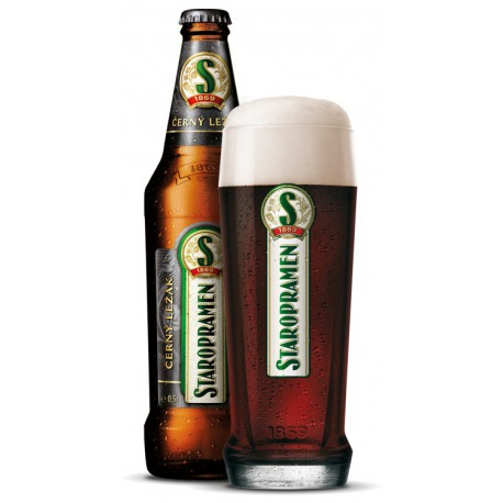 Staropramen Black (20 x 0,5 l bottled)