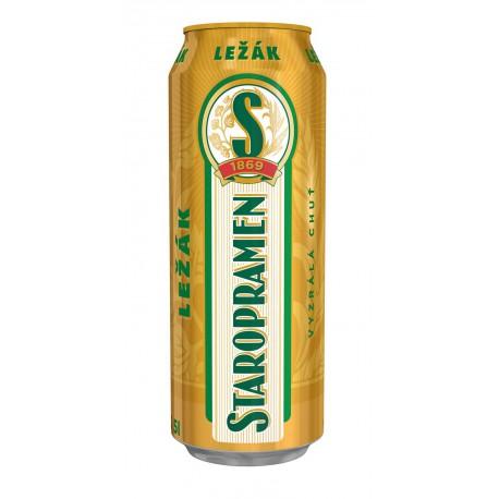 Staropramen Lager (24 x 0,5 l canned)