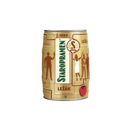 Staropramen Lager (1 x 5 l lattina)