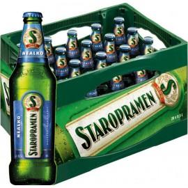 Staropramen Birra analcolica (20 x 0.5 l bottiglia)
