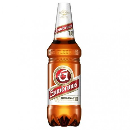 Gambrinus Original 10 (6 x 1,5 l PET)