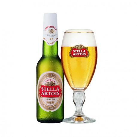 Stella Artois (24 x 0,33 lahvové)