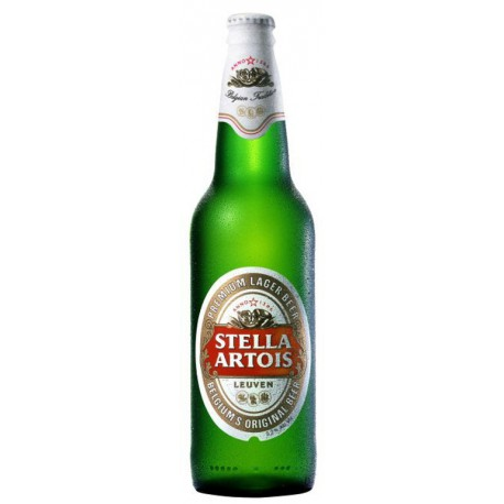 Stella Artois (24 x 0,33 canned)