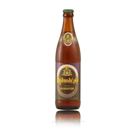 Vyškovský Alkostop (20 x 0,5 l bottled)