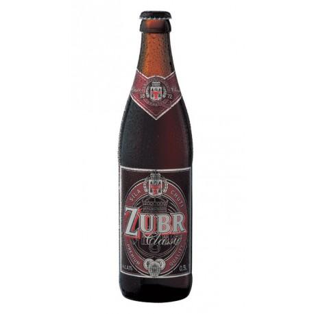 Zubr Classic tmavé (20 x 0,5 l lahvové)