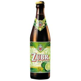 Zubr Zubr yuzu & limeta (20 x 0,5 l lahvové)