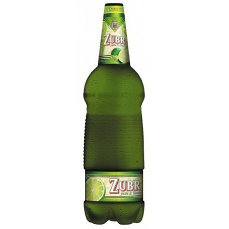 Zubr yuzu & lime (20 x 0,5 l bottled)