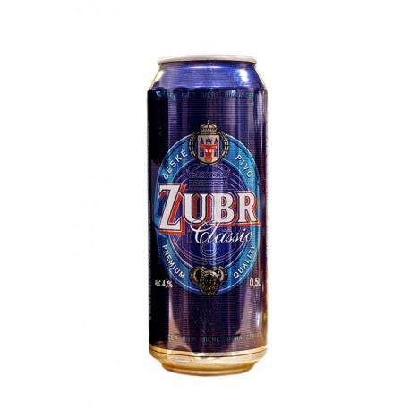 Zubr Classic (20 x 0,5 l bottled)