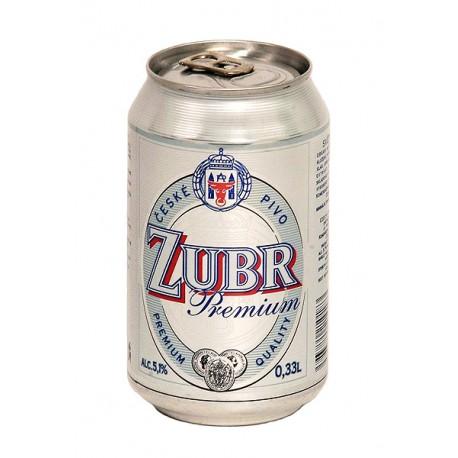 Zubr Premium (24 x 0,33 l canned)