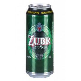 Zubr Free (20 x 0,5 l lahvové)