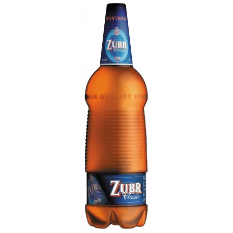 Zubr Classic 8 (6 x 1,5 l PET)