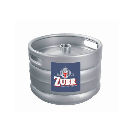 Zubr yuzu & lime (30 l keg)