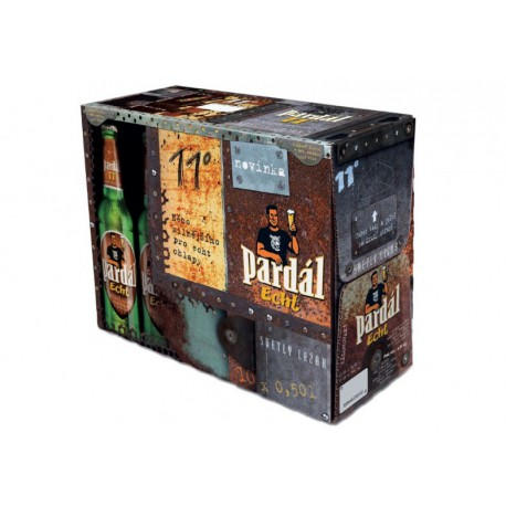 Pardál ECHT (20 x 0,5 l bottled)