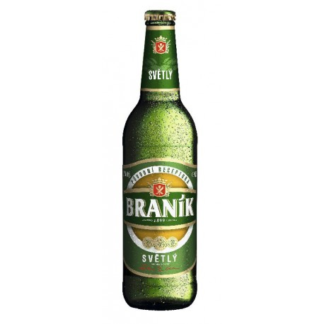 Braník Pale (20 x 0,5 l bottled)