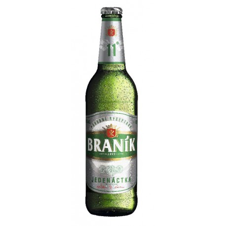 Braník 11 (20 x 0,5 l bottled)