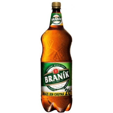 Braník Pale (20 x 0,5 l bottled)