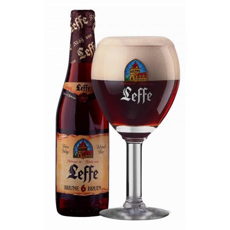 Leffe Bruin (24 x 0,33 l bottled)