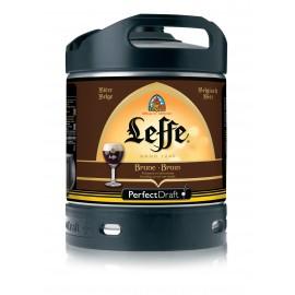 Leffe Bruin (30 l sud)