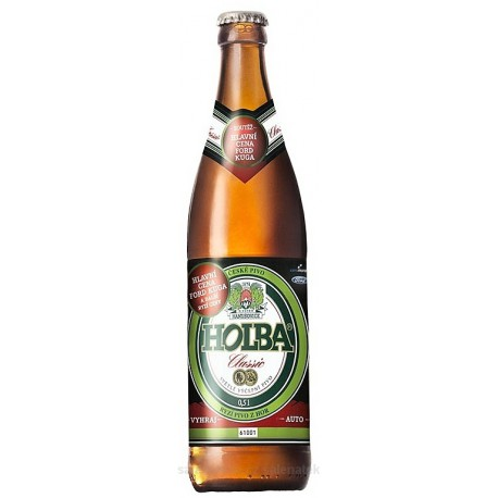 Holba Classic (20 x 0,5 l bottled)