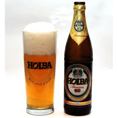 Holba Premium (20 x 0,5 l bottled)