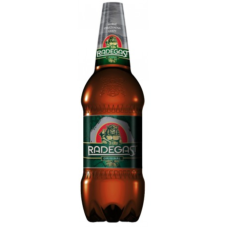 Radegast original (6 x 1,5 l PET)