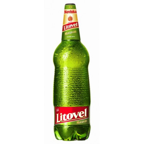 Litovel Moravan (24 x 0,5 l canned)