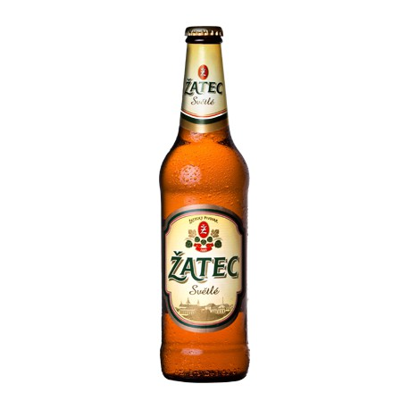 Žatec Pale (20 x 0,5 l bottled)