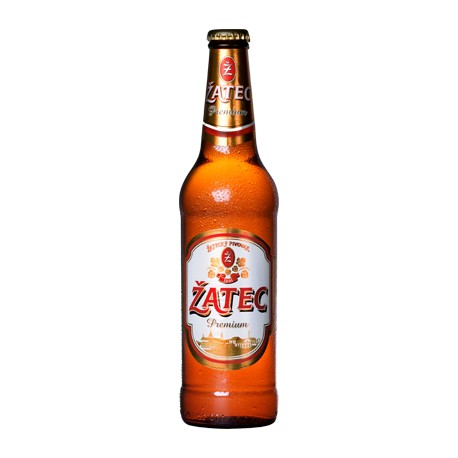 Žatec Premium (20 x 0,5 l bottled)